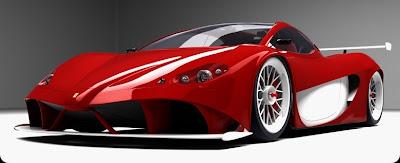 Makina Egzotike... Ferrari_header