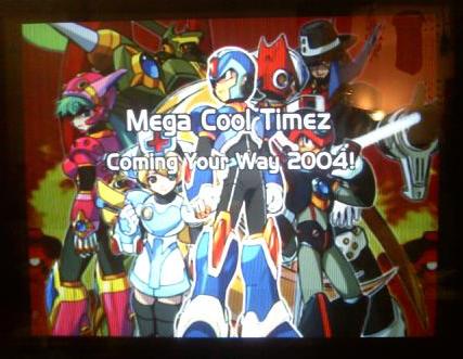 mega man x - command mission