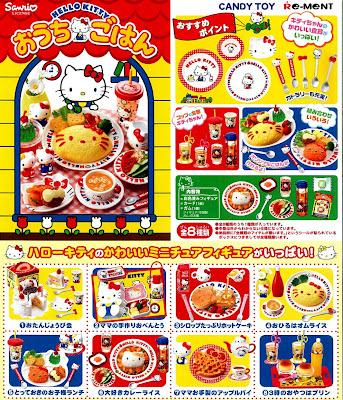 Sanrio Hello Kitty Logo. Re-ment Sanrio Hello Kitty