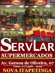 SERVLAR SUPERMERCADOS