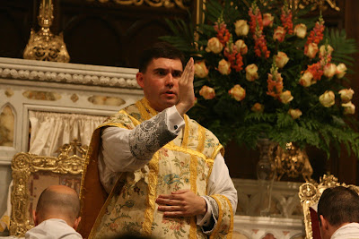Fr. Aaron Huberfeld