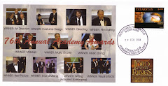 Academy Awards FDC