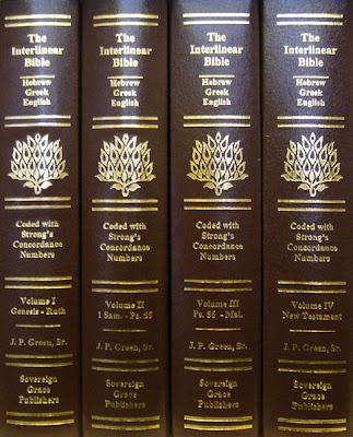 interlinear hebraico-português, baixar