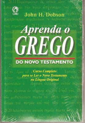 Download de Gramática Grega do Novo Testamento