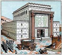 O Templo Reconstruído por Herodes