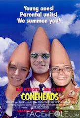 Three Cone Heads:)