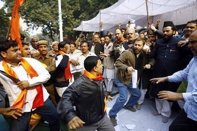 PBB Prihatin dengan Kekerasan Terhadap Muslim India