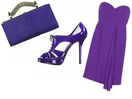 Lluvia de violetas, la tendencia