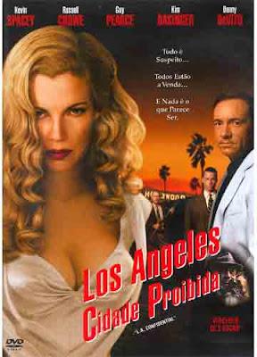 Los Angeles Cidade Proibida DVDRip RMVB Legendado