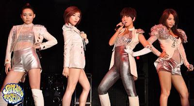 Brown Eyed Girls in Singapore on Feb 27