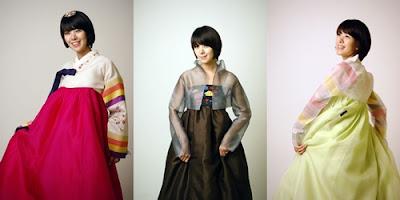 hanbok + stars in hanbok (its my bonus^^) Chuseok_leepani_playboymodel
