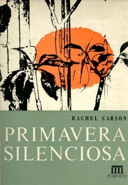 TERRA LIVRE: Primavera Silenciosa de Rachel Carson leitura