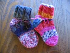 More Baby Socks