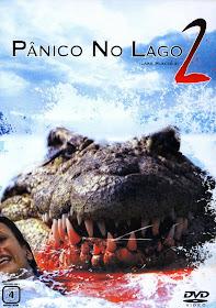 Panico No Lago 2 DVDRip AVI Dual Áudio