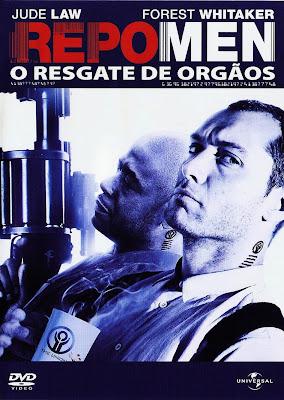 Repo Men: O Resgate de Orgãos - DVDRip Dual Áudio