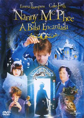 Nanny McPhee: A Babá Encantada - DVDRip Dublado