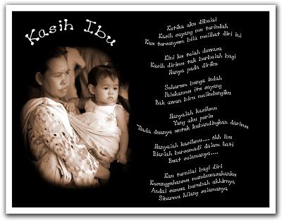 Puisi Tentang Perjuangan Ibu