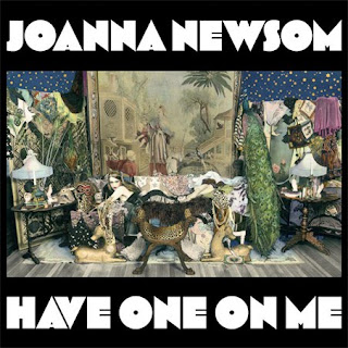 Joanna Newsoms Have One On Me: triple album from an attractive and buxom 28 genius who plays a harp - whats not to like?