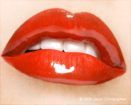 Red Hot Lips for Fall!