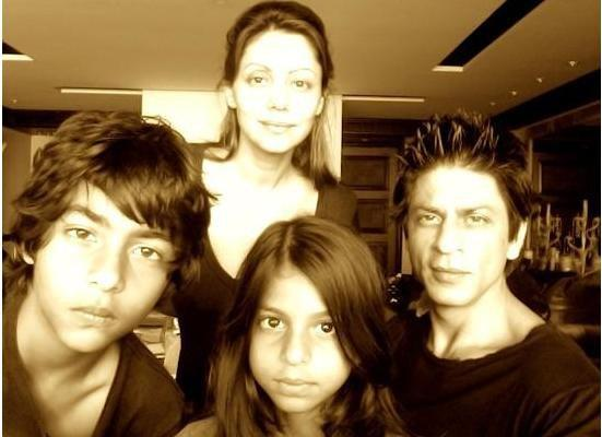 king khan srk family