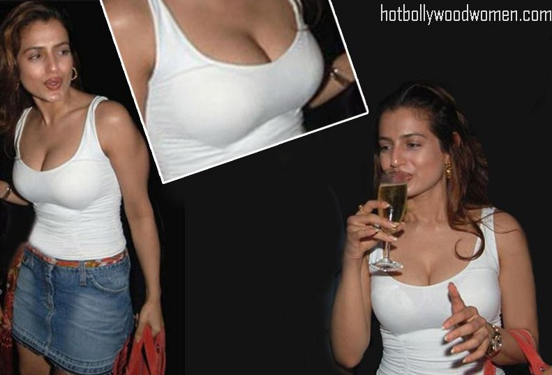 Sorry, that Hot amisha patel cleavage