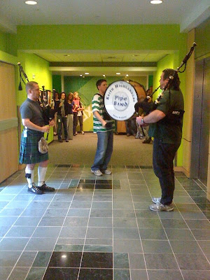 Pipe and drum corp
