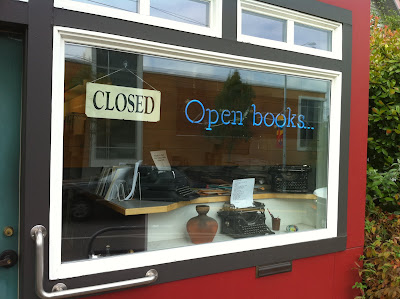 Open Books, closed minds
