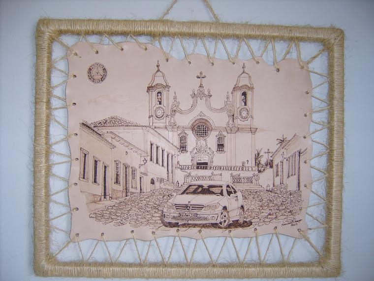 Igreja de Santo Antonio em Tiradentes e Mercedes CLC