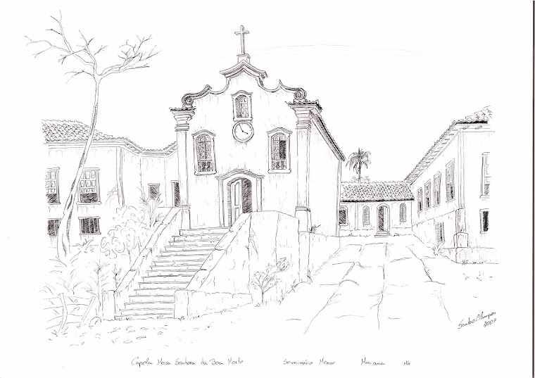 Seminário Menor - Mariana - MG