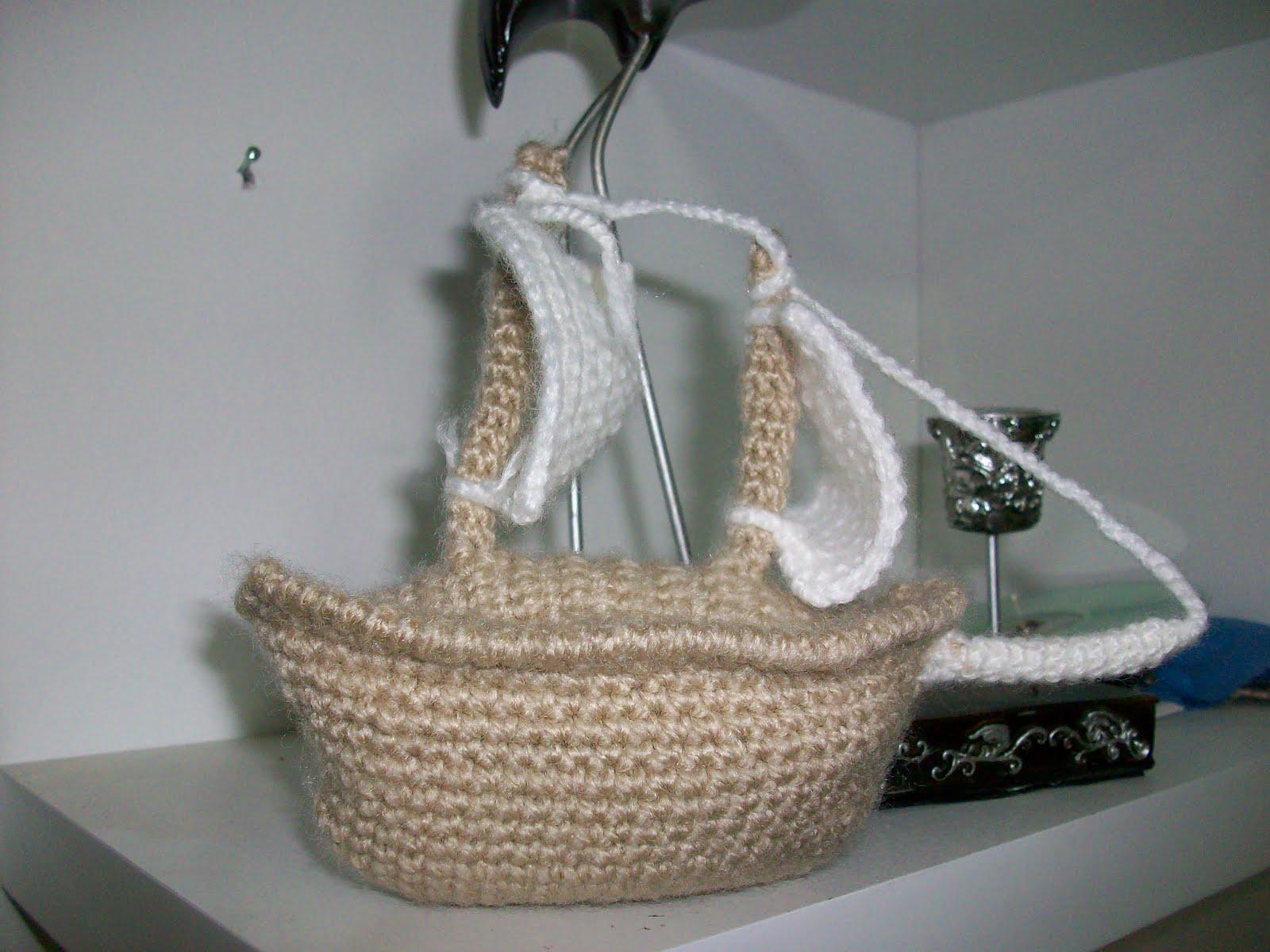Evinnesesi: mii denizde bir gemi :)