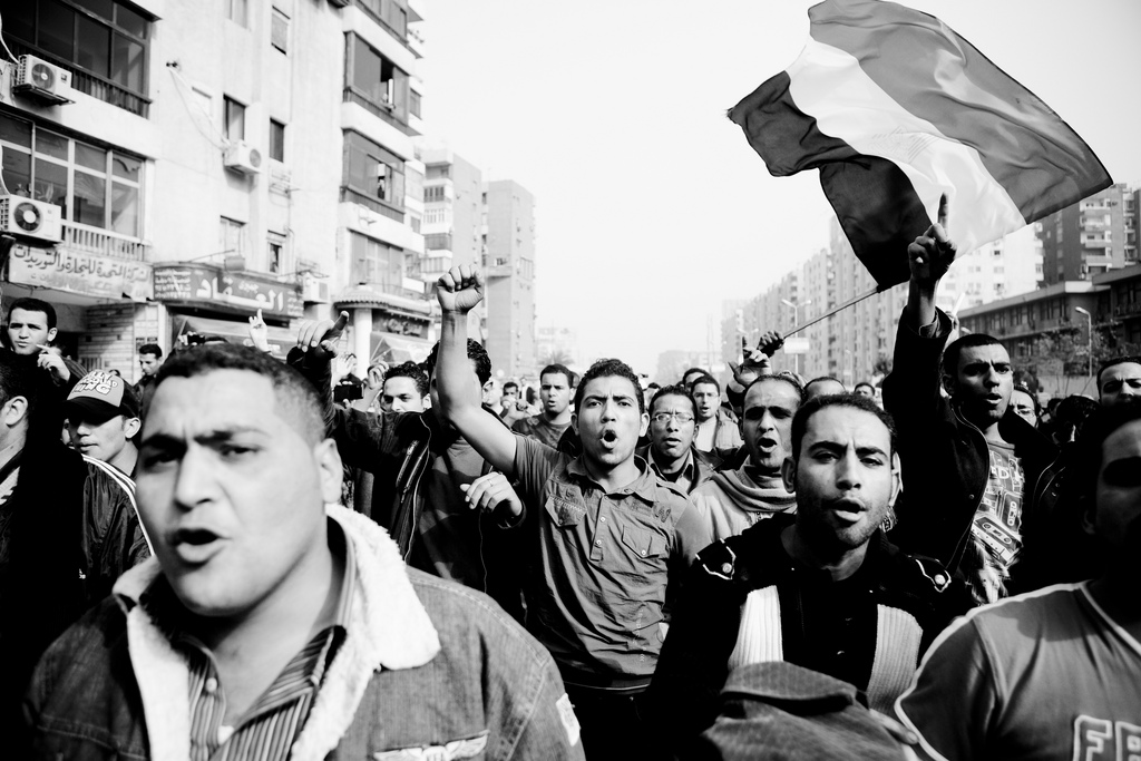 the egyptian revolution and the working class left flank