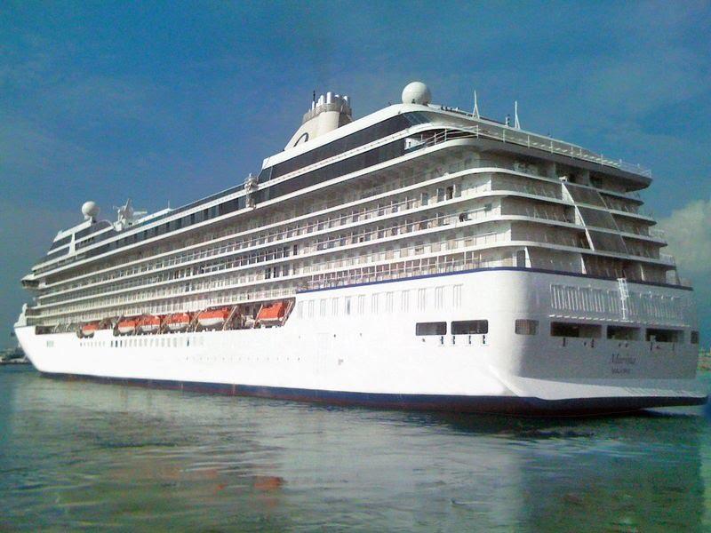 Cruise Diva: Oceania Cruises' New Marina Completes Successful Sea ...
