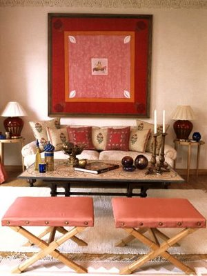 Interior design and decorating india decorating style for Living room ideas indian style