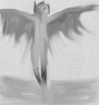 owlman 10 Makhluk Terseram dan Misterius