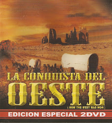 La Conquista del Oeste. Edicion Especial 2 DVD's