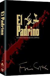 El Padrino Trilogia. Pack 4 DVD's.
