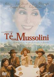 Té con Mussolini