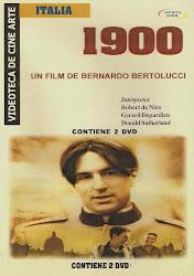 1900 (Bernardo Bertolucci). Edicion 2 DVDs.
