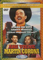 Ahi viene Martin Corona (con Sara Montiel)