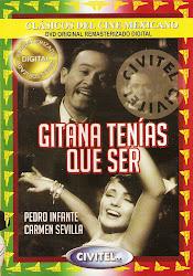 Gitana Tenias que ser (con Carmen Sevilla y  Pedro Infante)