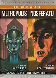 Nosferatu + Metropolis