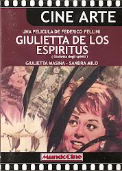 Giulietta de los Espiritus (Dir. Federico Fellini)