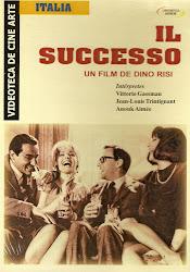 Il Successo (Vittorio Gassman, Jean-Louis Trintignant).