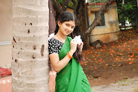 Pasupu Kumkuma Serial Actress  Photo Images