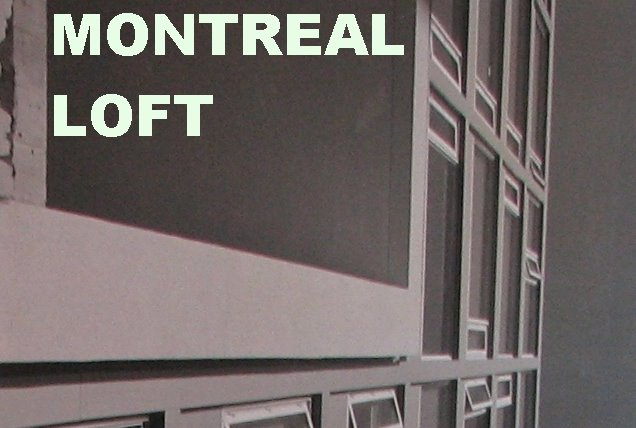 Loft for rent in Montreal