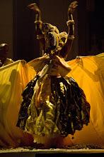 Foto do Espetáculo (Óxum)