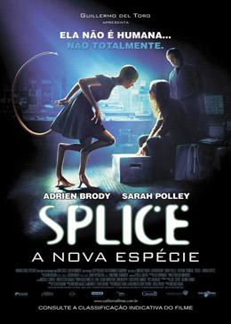 Splice – A Nova Espécie Dublado