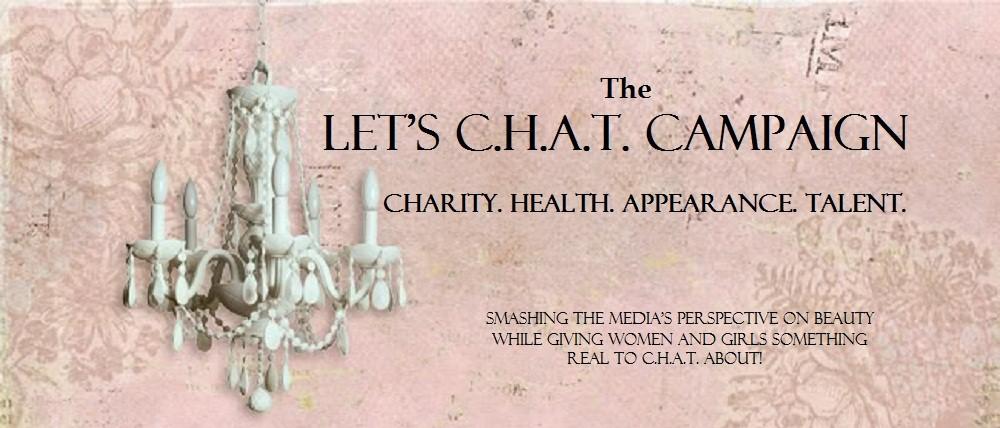 Let's C.H.A.T.