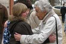 Great Grandma & Madison