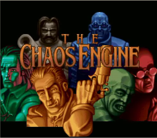 10: The Chaos Engine - Amiga / SNES